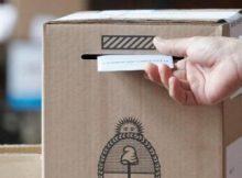 Justificación de la no emisión del voto online